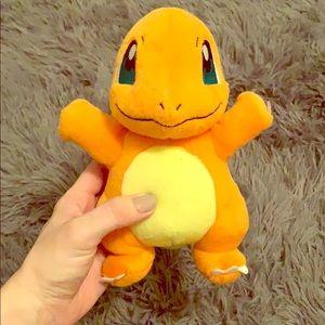 Charmander Pokémon Plushie